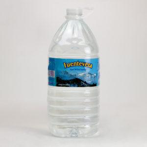 Agua mineral FUENTEVERA garrafa de 8 l (2 uds)