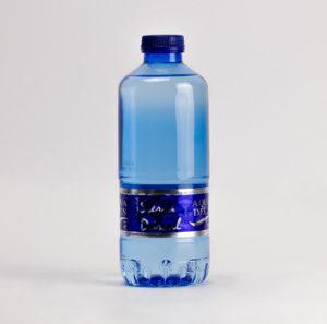 Agua mineral AQUADEUS GOURMET botella de 50 cl (12 uds)