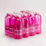 Agua mineral AQUADEUS BIENESTAR botella de 50 cl (12 uds)